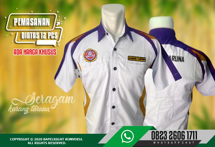 Baju karang taruna,seragam karang taruna modern,model baju karang taruna terbaru,model baju karang taruna wanita