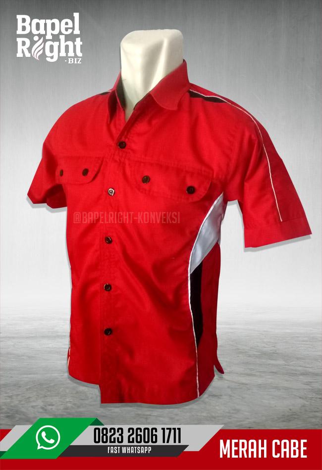 Seragam Merah Cabe