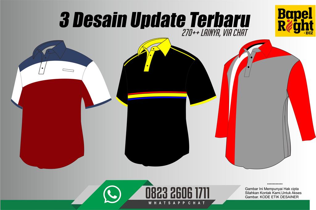 Desain Baju Olahraga Guru