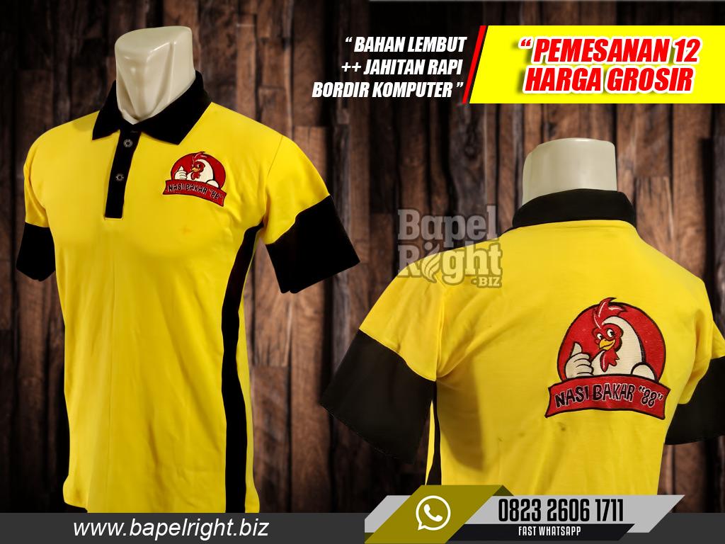 Kaos Polo Bordir Lubuklinggau Sumatera Selatan